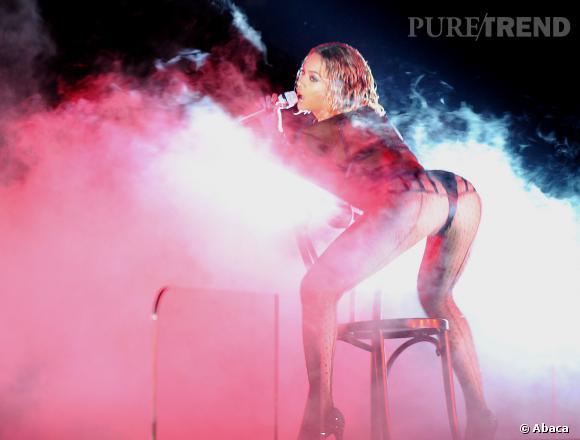 Beyoncé, son album et ses prestations jugés trop sexuels. La chanteuse passe un cap.