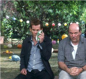 """Kevin Bacon a récemment joué dans """"Crazy Stupid Love"""" aux côtés de Ryan Gosling."""