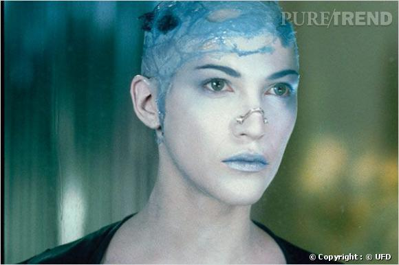 "Linda Hardy dans ""Immortelle, ad vitam"" d'Enki Billal."