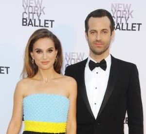Natalie Portman et Benjamin Millepied, un couple épanoui.