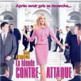 """Reese Witherspoon rempile dans """"La blonde contre-attaque"""" en 2003. Après Harvard, elle s'attaque à Washington."""