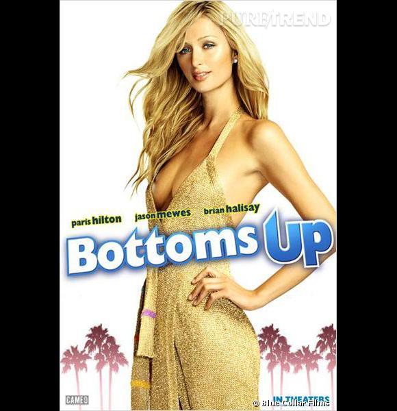 """Paris Hilton, autre blonde totalement clichée dans... à peu près tous ses films : """"Sexy à tout prix"""", Pledge This : Panique à la fac !"""", """"Bottoms up""""..."""