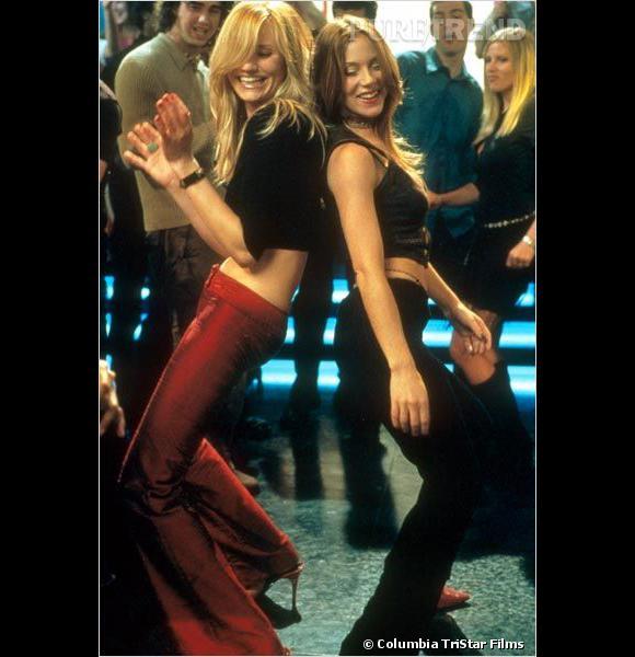 """Dans """"Allumeuses !"""", Cameron Diaz joue les blondes qui séduit à tout va."""