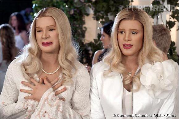 """Les blondes (effrayantes) de """"F.B.I Fausses Blondes Infiltrées""""."""