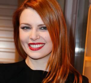 Elodie Frégé, flamboyante poupée chez Roger Vivier