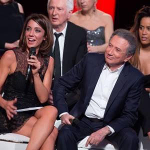 """Virginie Guilhaume sur le plateau de """"Hier Encore"""", une émission vivement critiquée par l'équipe de TPMP."""