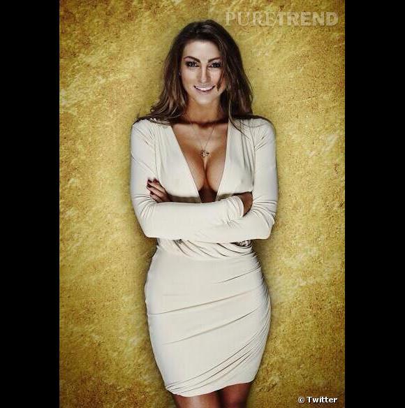 """Luisa Zissman a participé à la 13e édition de """"Celebrity Big Brother""""."""