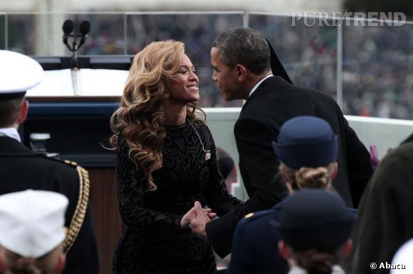Beyoncé et Barack Obama en couple ? 100 % faux !