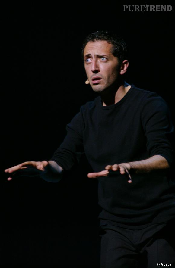 Gad Elmaleh, le célèbre humoriste fait une proposition en or aux internautes pour faire sa première partie à l'Olympia.