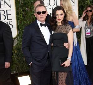 Saint Valentin, couple glamour numéro 20 : Rachel Weisz et Daniel Craig.