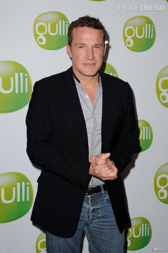 Benjamin Castaldi a été désigné pire tête à claques 2013 parmi les animateurs télé.