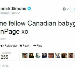 """Hannah Simone, de """"New Girl"""", a même demandé à l'actrice d'être sa Valentine."""