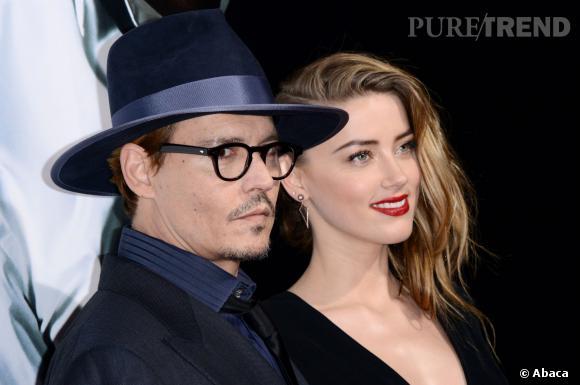 Johnny Depp et Amber Heard ont invité Vanessa Paradis à leur mariage, quelle sera la réponse de l'intéressée ?