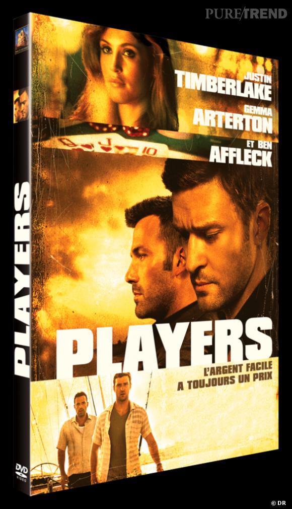 """DVD de février : """"Players"""" pour le prix de 19.99 €."""