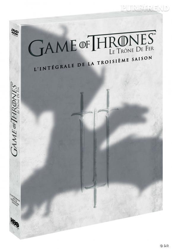 """DVD de février : """"Game of Thrones"""" pour le prix de 39.99 €."""