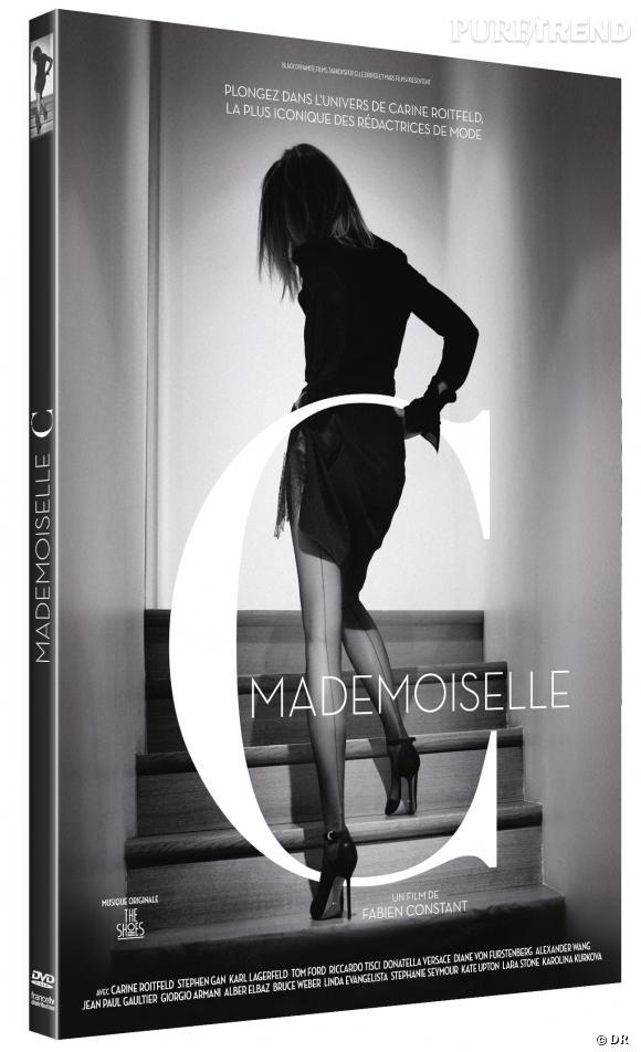 """DVD de février : """"Mademoiselle C"""" pour le prix de 19.99€."""