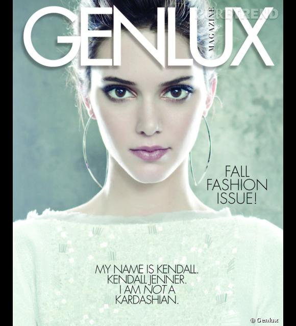 Kendall Jenner a déjà posé pour de nombreux magazines.