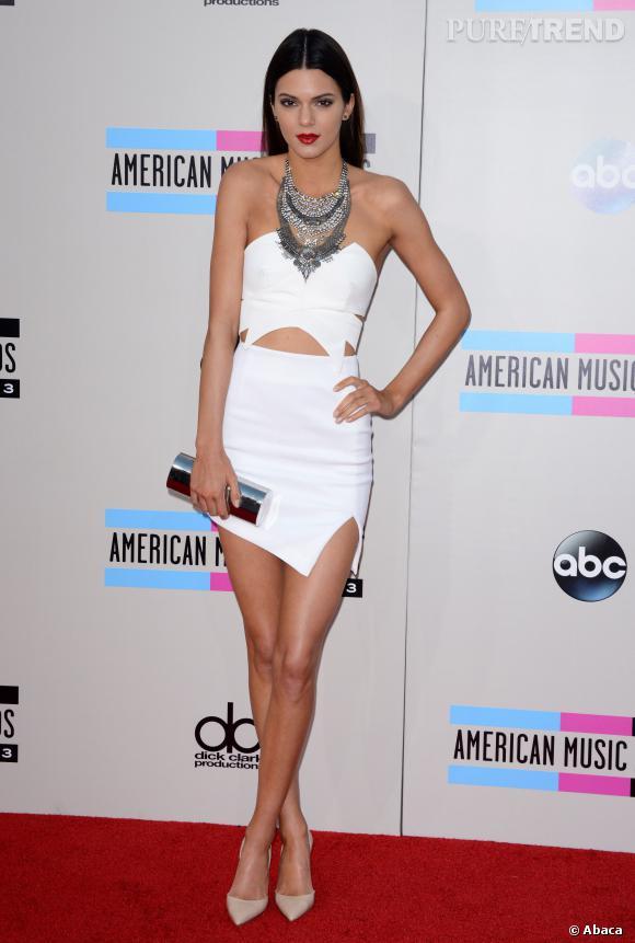 Kendall Jennera la silhouette d'un mannequin : difficile de faire mieux que ça !