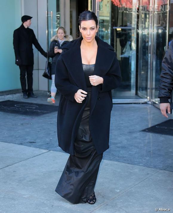Kim Kardashian, mode ?