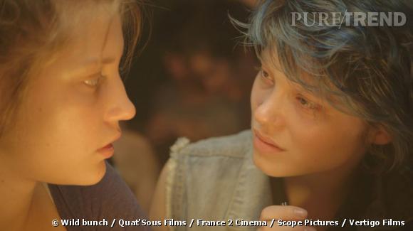 """Le film """"La Vie d'Adèle"""" continue de poser problèmes à certains..."""