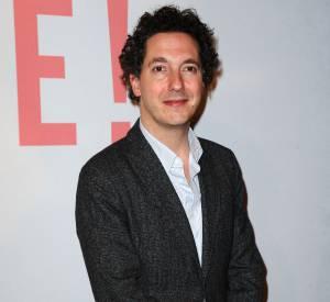 Guillaume Gallienne, le surdoué du cinéma était encore sonné et ému alors qu'il évoque son succès aux César 2014 sur le plateau du Grand Journal, le 3 mars 2014.