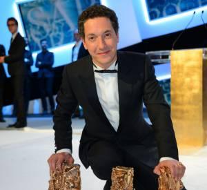 Guillaume Gallienne est reparti avec pas moins de cinq prix lors des César 2014 : Meilleur film, Meilleur acteur, Meilleure adaptation, Meilleur montage, Meilleur premier film.