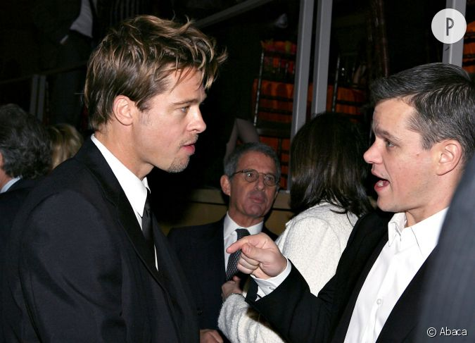 Filme mit Brad Pitt und Matt Damon Filmkenner