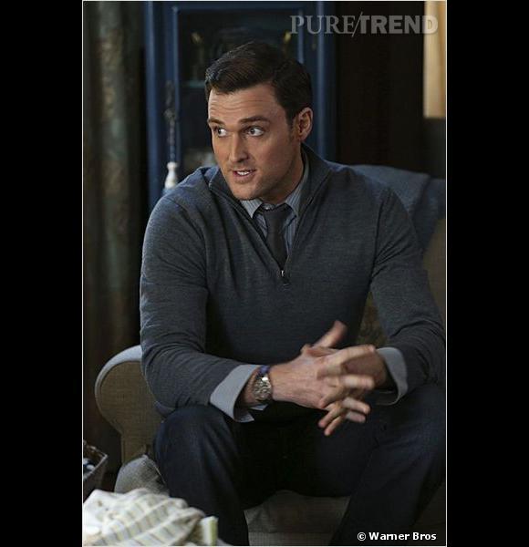 """L'agent Rigsby joué par Owain Yeoman quitte la série après avoir tourné l'épisode 13 de la saison 6 de """"Mentalist""""."""