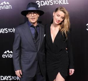 Johnny Depp et Amber Heard, des fiançailles incroyables