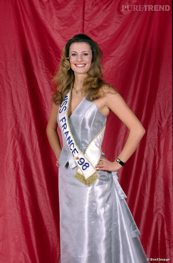 Sophie Thalmann a été sacrée Miss France en 1998.