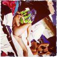 Miley Cyrus ne prend pas elle même sa photo mais poste tout de même son derrière sur instagram.
