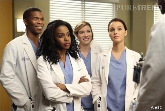 """Deux internes vont quitter le casting de """"Grey's Anatomy""""..."""