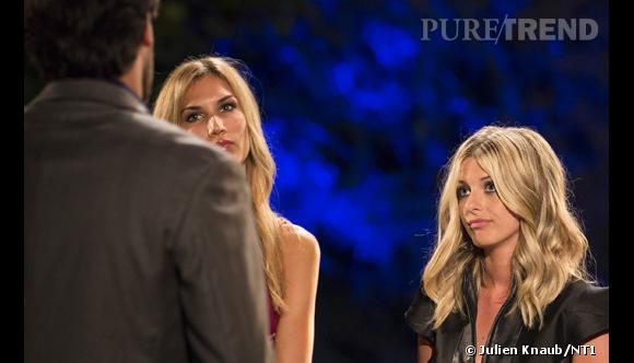 Là Caro est en train de mettre un gros vent à Paul. Pour la belle, le feeling n'était pas au rendez-vous...