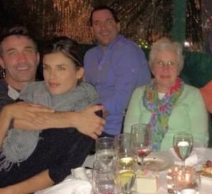 Présentation officielle à la famille de sa petite amie pour Brian Perri, visiblement très épris d'Elisabetta.