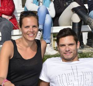 Laure Manaudou et son frère Florent : week-end familial au GPA Jump Festival