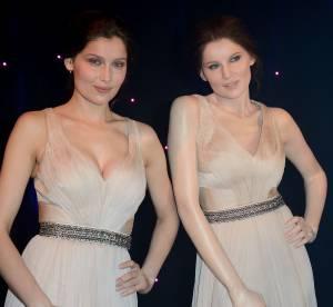 Laetitia Casta : 2 fois plus de sex-appeal avec sa statue de cire !