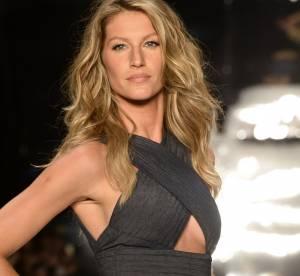 Gisele Bündchen, superstar Colcci de la Fashion Week brésilienne