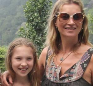 Kate Moss et sa fille Lila Grace : le Brésil leur réussit !