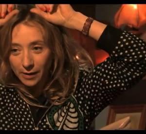 """Sylvie Testud, traumatisée par sa tête de pieuvre dans """"La Parenthèse inattendue""""."""