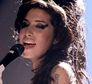 Amy Winehouse, décédée à l'âge de 27 ans.