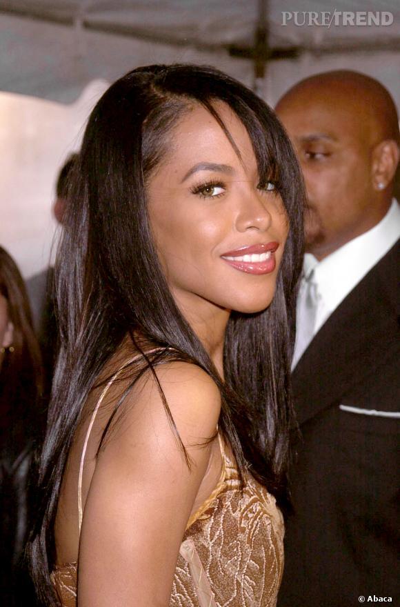 Aaliyah décédée en 2001 dans un accident d'avion. Elle avait 22 ans.