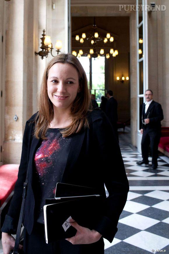 Axelle Lemaire à l'Assemblée nationale en juin 2012.