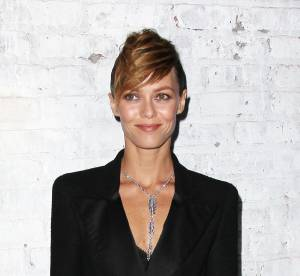 Vanessa Paradis : coiffure rock et look boyish, la Frenchie secoue New York