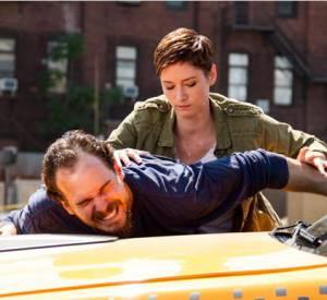 """Chyler Leigh est le personnage principal de """"Taxi Brooklyn"""", série franco-américaine inspirée des films de Luc Besson."""