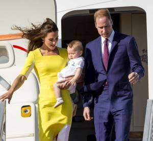 Kate Middleton et ses princes charmants : une arrivée royale en Australie