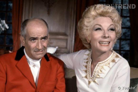 Récemment, Claude Gensac a confié comment elle avait appris (par Michel Galabru) que Louis de Funès était amoureux d'elle.