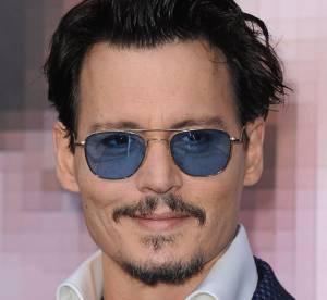 Johnny Depp complexé : ''Je ne supporte pas mon apparence''