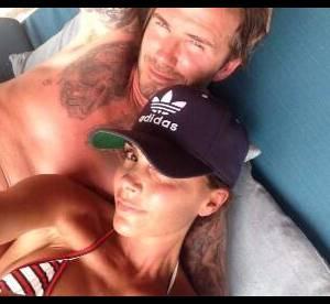 Victoria Beckham : bikini sexy et mari de rêve pour ses 40 ans !