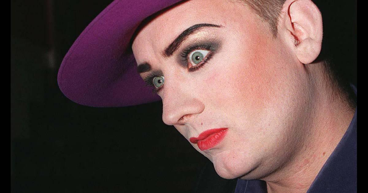 Voici boy george dans sa version dj en 1997 aux bains for Aux bains paris