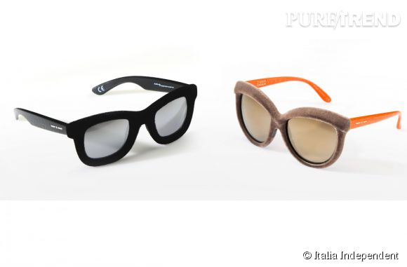 Lunettes de soleil Italia Independent et Chiara Ferragni Prix : 177€